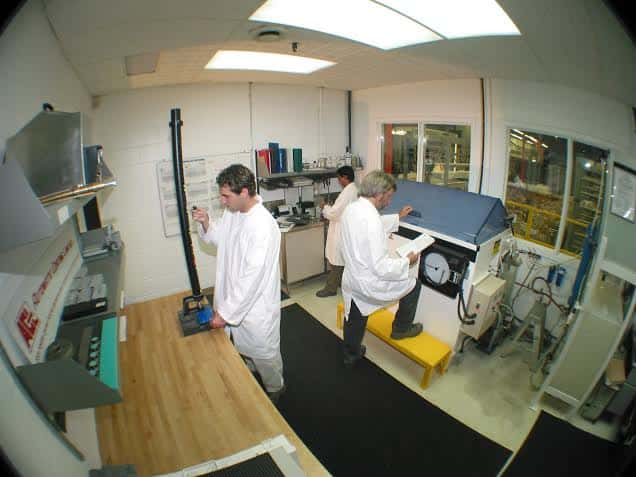 Corrosion Coating Laboratory